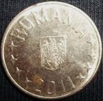 monedas de Europa - Rumania -  2011 (Anverso)