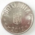 monedas de Europa - Rumania -  2012 (Anverso)