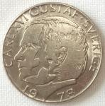 monedas de Europa - Suecia -  1978 (Anverso)