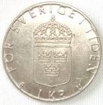 monedas de Europa - Suecia -  1978 (Reverso)