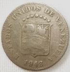 monedas de America - Venezuela -  1948 (Anverso)