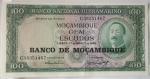monedas de Africa - Mozambique -  1961 (Anverso)