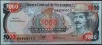monedas de America - Nicaragua -  1985 (Anverso)