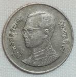 monedas de Asia - Tailandia -  1992 (Anverso)
