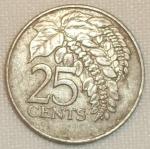 monedas de America - Trinidad y Tobago -  1980 (Reverso)