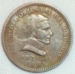 monedas de America - Uruguay -  1953 (Anverso)
