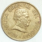 monedas de America - Uruguay -  1994 (Anverso)
