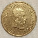 monedas de America - Uruguay -  1998 (Anverso)
