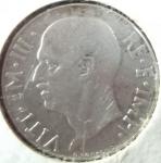 monedas de Europa - Italia -  1941 (Reverso)