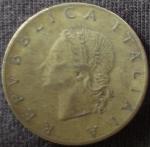 monedas de Europa - Italia -  1958 (Anverso)