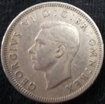 monedas de Europa - Reino Unido -  1951 (Anverso)