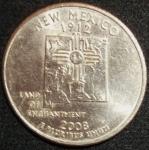 monedas de America - Estados Unidos -  2008 (Reverso)