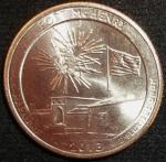 monedas de America - Estados Unidos -  2013 (Reverso)