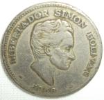 monedas de America - Colombia -  1958 (Anverso)