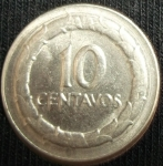 monedas de America - Colombia -  1969 (Reverso)