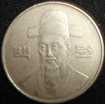 monedas de Asia - Corea del sur -  1985 (Anverso)