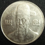 monedas de Asia - Corea del sur -  2002 (Anverso)