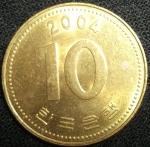 monedas de Asia - Corea del sur -  2004 (Reverso)