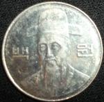 monedas de Asia - Corea del sur -  2008 (Anverso)