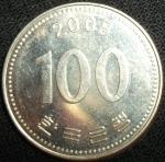 monedas de Asia - Corea del sur -  2008 (Reverso)