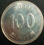 monedas de Asia - Corea del sur -  2011 (Reverso)