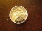 monedas de Europa - Eslovenia -  Jardin Botanico