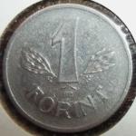 monedas de Europa - Hungría -  1967 (Reverso)