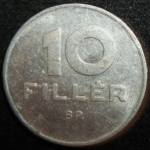 monedas de Europa - Hungría -  1979 (Reverso)