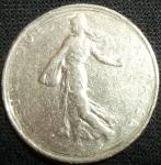 monedas de Europa - Francia -  1966 (Anverso)