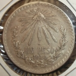 monedas de America - México -  1924 (Anverso)