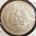 monedas de America - México -  1924 (Reverso)