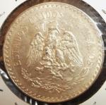 monedas de America - México -  1932 (Reverso)
