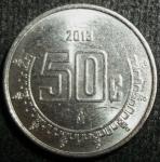 monedas de America - México -  2013 (Anverso)