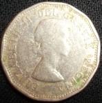 monedas de America - Canadá -  1960 (Anverso)