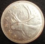 monedas de America - Canadá -  1970 (Reverso)