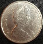 monedas de America - Canadá -  1974 (Anverso)