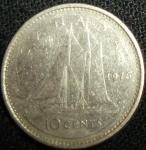 monedas de America - Canadá -  1976 (Reverso)
