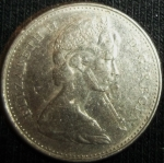 monedas de America - Canadá -  1978 (Anverso)