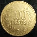 monedas de America - Colombia -  1994 (Reverso)