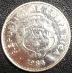 monedas de America - Costa Rica -  1984 (Anverso)