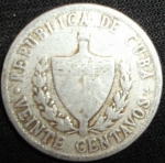 monedas de America - Cuba -  1969 (Anverso)