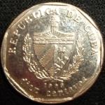 monedas de America - Cuba -  1999 (Anverso)
