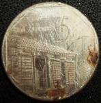 monedas de America - Cuba -  2000 (Reverso)