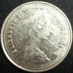 monedas de America - Canadá -  1982 (Anverso)