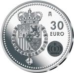 monedas de Europa - España -  REY FELIPE VI 2014