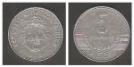 monedas de America - Costa Rica -  Escudo