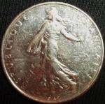 monedas de Europa - Francia -  1991 (Anverso)