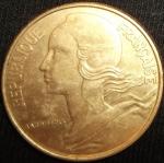 monedas de Europa - Francia -  1992 (Anverso)