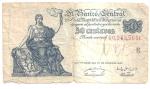 monedas de America - Argentina -  billete anverso