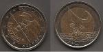 monedas de Europa - España -  Don Quijote de la Mancha